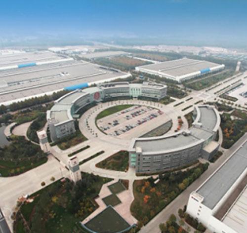 潍柴全球配件分销中心(GPDC)物流规划