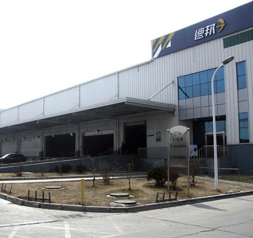 德邦青岛转运中心物流优化项目