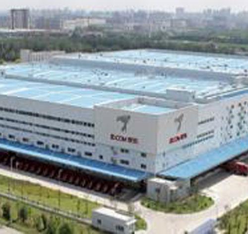 京东亚洲一号武汉物流中心规划