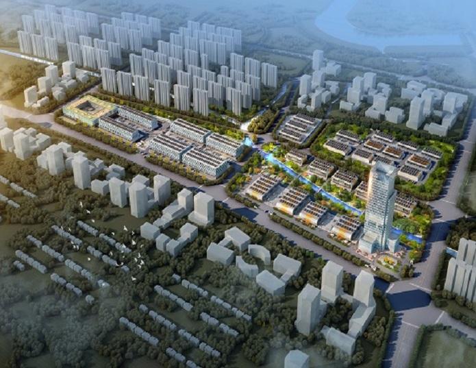 黄岩300亩智慧物流园区规划及策划完美收官